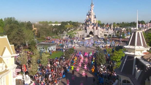Disneyland Paris 25 Jahre Jubiläums-Show