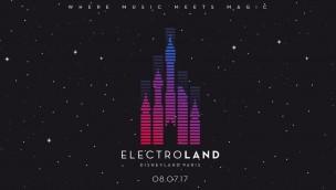 """Disneyland Paris wird """"Electroland"""": Tanzen zu Beats von Steve Aoki und NERVO am 8. Juli 2017"""