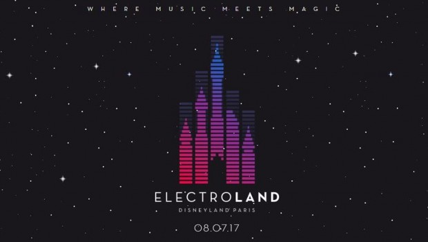 Disneyland Paris Electroland 2017