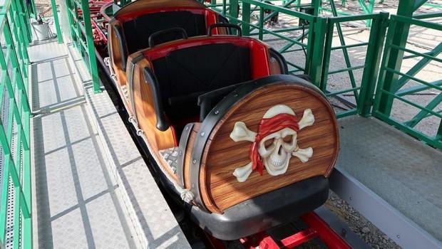 Eifelpark Achterbahn Käpt'n Jack's Wilde Maus