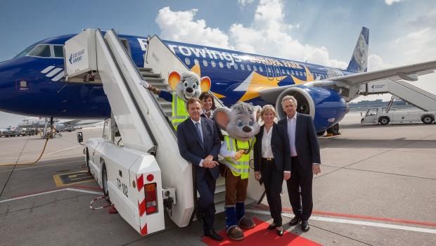 Europa-Park Eurowings Kooperation