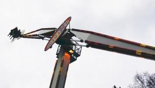 EXTREM Speed KMG Mölter Freizeit-Land Geiselwind Propeller-Fahrgeschäft