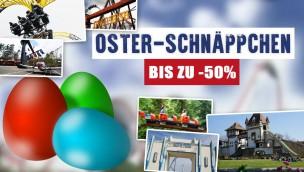 Freizeitparks Ostern 2017 Ticket-Schnäppchen
