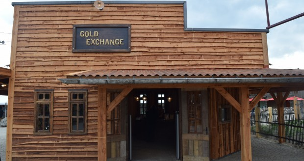 """Gold Rush"" in Slagharen"