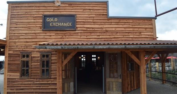 """""""Gold Rush"""" in Slagharen"""