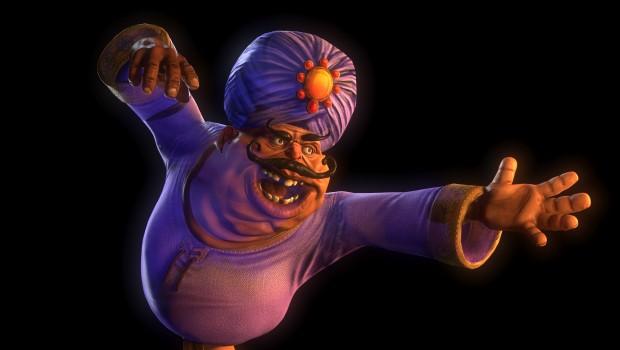 Heide Park Ghostbusters 5D – die ultimative Geisterjagd Dschinni