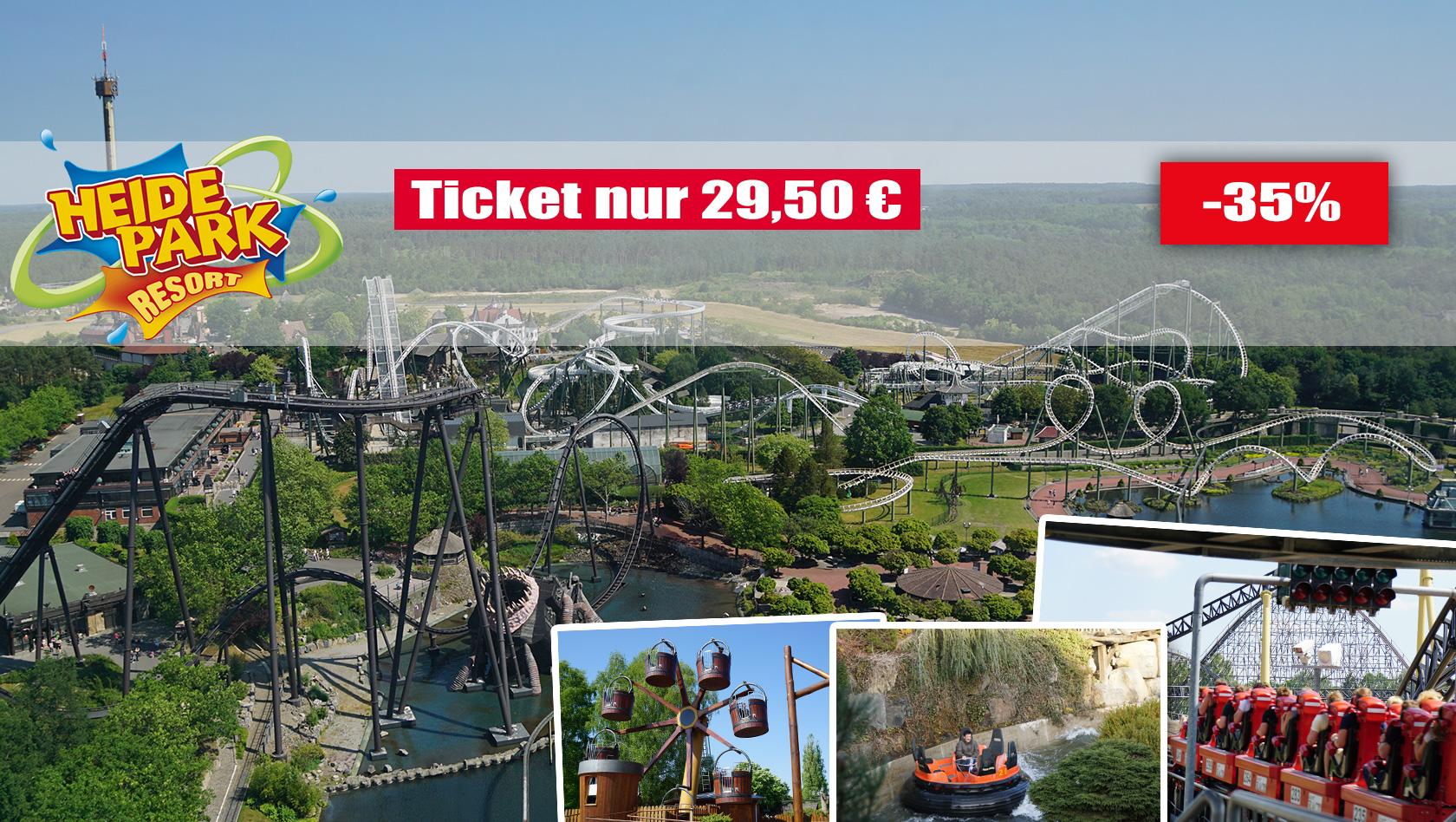 Heide park rabatt coupons