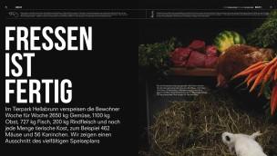 """Münchner Tierpark Hellabrunn veröffentlicht zu Ostern 2017 eigenes Tierpark-Magazin """"HELLABRUNN"""""""