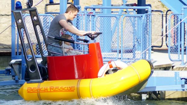 Holiday Park Beach Rescue Rettungsboot