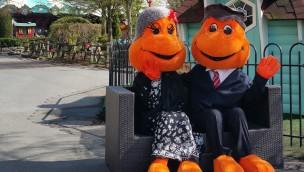 """Kernie's Familienpark veranstaltet ersten """"Opa- und Omatag"""" am 30. April 2017"""