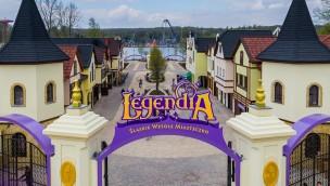 """Schlesischer Park wird Themenpark """"Legendia"""": Polens ältester Freizeitpark im Wandel"""