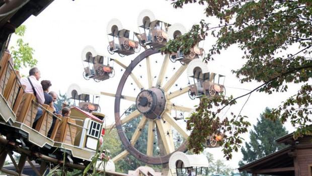Leolandia Achterbahn Riesenrad