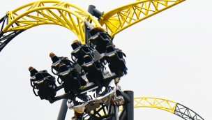Mack Rides Big Dipper Lost Gravity Walibi Holland