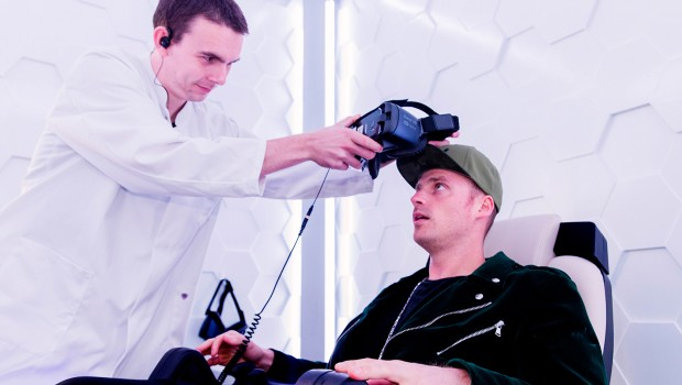 Neurogen Walibi Holland Behandlungsraum