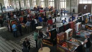 "Pinball-Convention 2017 im Filmpark Babelsberg: ""Pinball goes Movie"" Ende April in der Metropolis Halle"