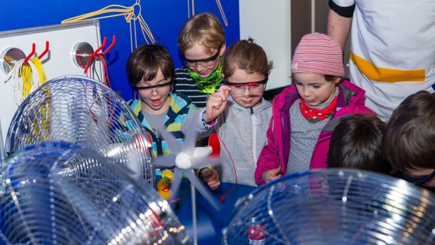 Science Days Kinder - Windenergie - Europa-Park