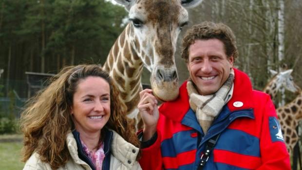 Serengeti-Park Dr. Veronica Trussardi-Sepe, Dr. Fabrizio Sepe Geschäftsführung