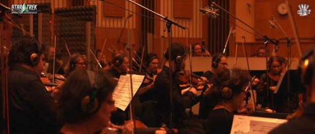 """Budapest Film Orchestra spielt Soundtrack für """"Star Trek""""-Achterbahn im Movie Park"""