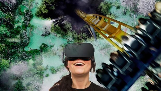 Valkyria VR Promo - Liseberg