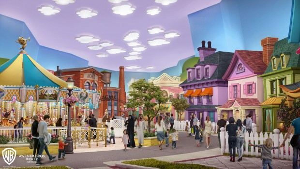 Warner Bros. World Cartoon Junction