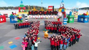 15 Jahre LEGOLAND Deutschland: Jubiläums-Feier und neues LEGOLAND-Buch angekündigt