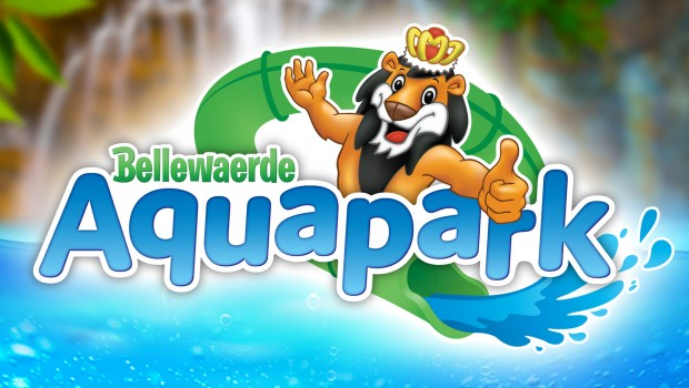 Bellewaerde Wasserpark Aquapark Key Visual