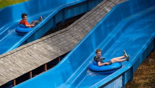 Bootsruschen Freizeitpark Ruhpolding neu 2017
