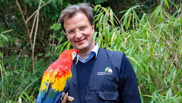 Dr. Matthias Reimschmidt - Zoo Karlsruhe - Rosalinda