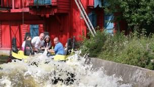 Tödliches Unglück in Drayton Manor: Mädchen bei Wildwasser-Rafting gestorben