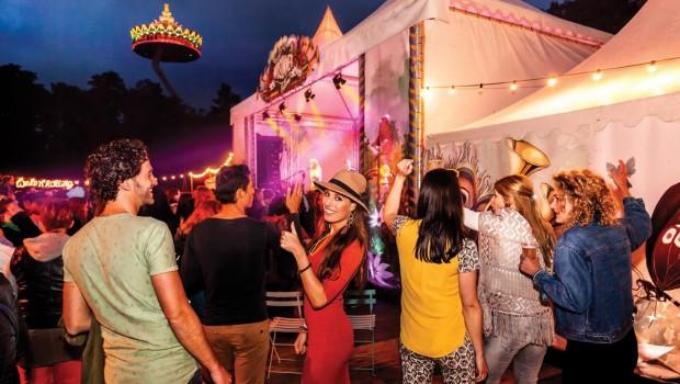Efteling Midsummer Festival mit Live-Musik