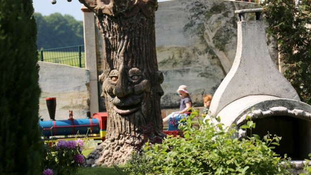 Erlebnispark Ziegenhagen - Sprechender Baum