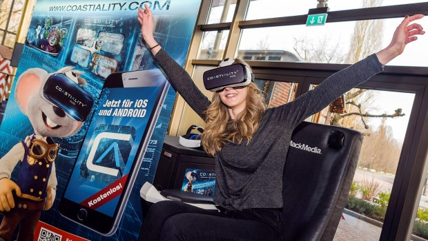 Europa-Park Coastiality Ruhr Games Virtual Reality