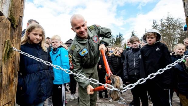 Fårup Sommerland Eröffnung Hvirvelvinden