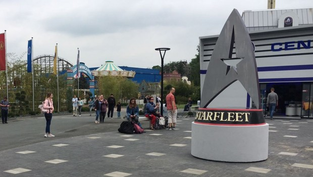 Federation Plaza Soft Opening Star Trek Operation Enterprise