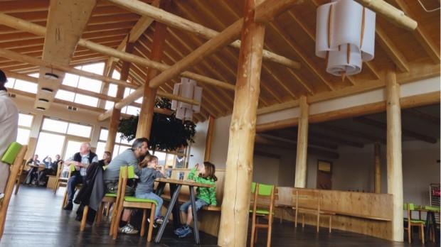 Freizeit- und Rodelparadies St. Englmar am Egidi-Buckel Gaststätte Egidi-Stüberl