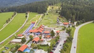 Freizeit- und Rodelparadies St. Englmar am Egidi-Buckel in der Saison 2017 mit drei neuen Attraktionen und Gastronomie-Neubau