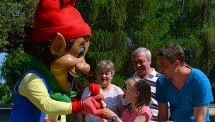 Kindertag 2017 im Freizeitpark Plohn feiern: Buntes Kindertagsprogramm und vergünstigter Eintritt für Kinder am 4. Juni 2017