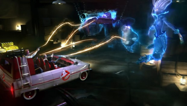 Ghostbusters 5D Heide Park - Ad