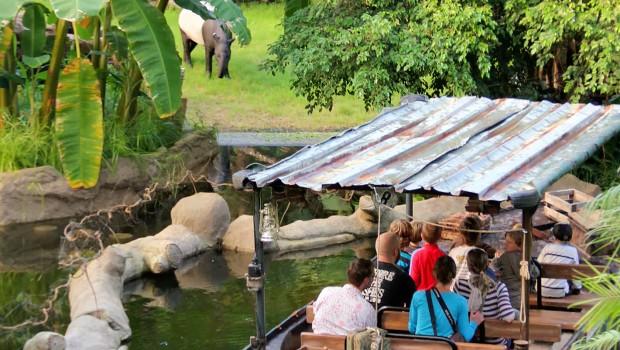 Gondwanaland Fahrt Zoo Leipzig