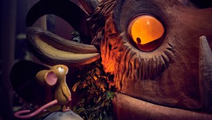 The Gruffalo River Ride Chessington World of Adventures Resort