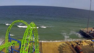 Hydrus Casino Pier OnRide Screenshot