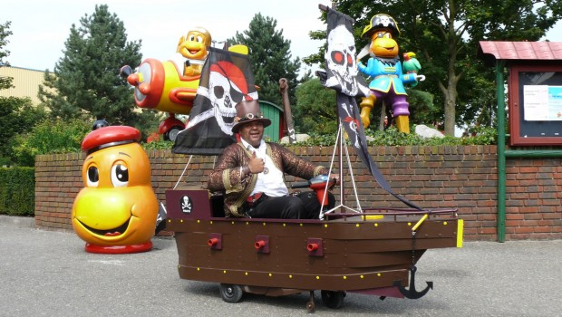 Kernie's Familienpark Piratentag