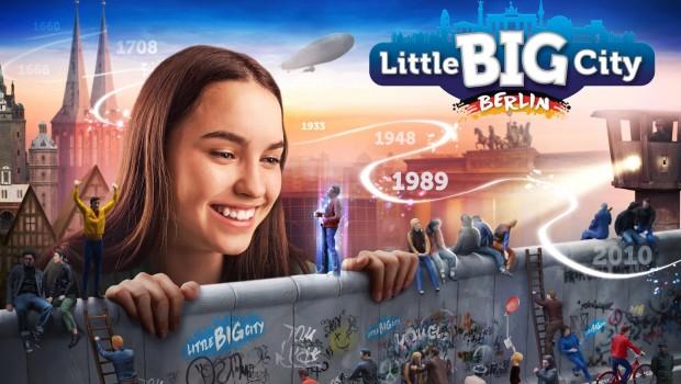 Little Big City Berlin - Key Visual