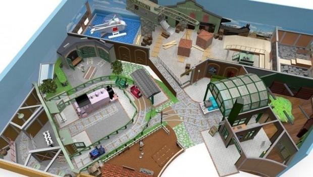 Mattel Play Sevenum - Freizeitpark Niederlande Ankündigung