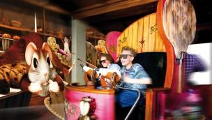 """Hinter den Kulissen von """"Maus au Chocolat"""": Phantasialand verlost Backstage-Tour für Erlebnis-Pass-Inhaber im Juni 2017"""