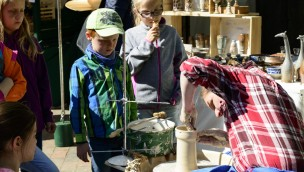 Meyers Hof im Erlebnis-Zoo Hannover - Markttage mit Handwerkskunst