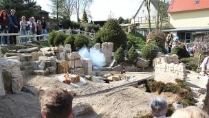 """Miniaturpark """"Kleine Sächsische Schweiz"""" günstiger: Bis 50 Prozent Rabatt auf Tagestickets"""