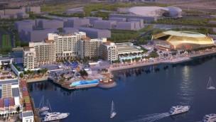 Miral enthüllt Masterplan für Yas Island: Große Erweiterung im Süden der Vergnügungs-Insel in Abu Dhabi geplant