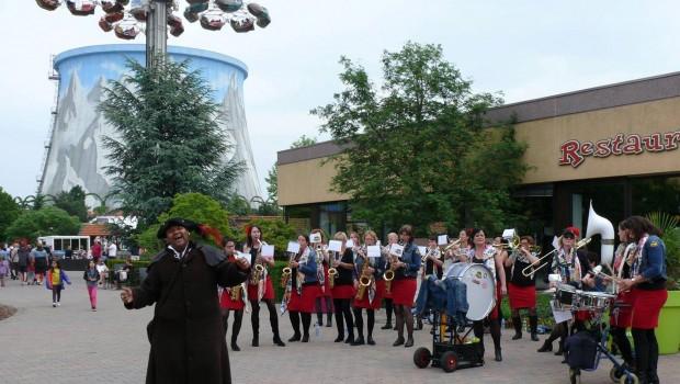 Music Day im Wunderland Kalkar - Kernie's Familienpark