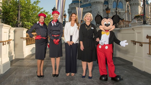 Nonstop Deutschland Orlando mit airberlin - Walt Disney Resort